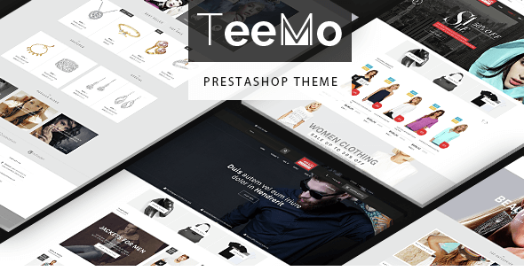 Teemo - Multipurpose Responsive Prestashop Theme