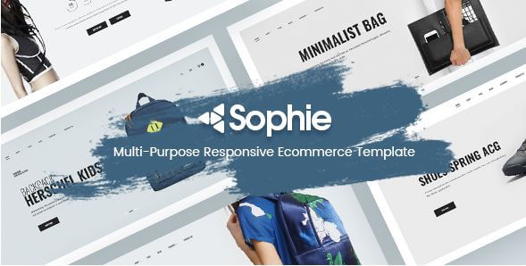 Sophie - Responsive Opencart Theme