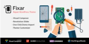 Fixar v1.2 - Phone & Computer Repair Theme