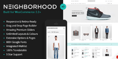 Neighborhood v3.4.81 - Responsive Multi-Purpose Shop Theme