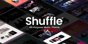 Shuffle v1.4 - All-Purpose Music Theme