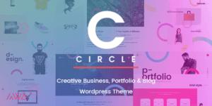 Circle - Creative Business, Portfolio & Blog Theme