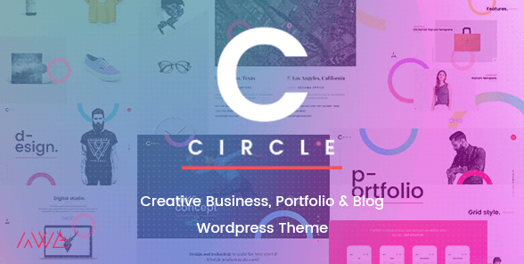 Circle - Creative Business, Portfolio & Blog Theme