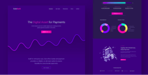 Coindash - Cryptocurrency Saas Landing Page Template