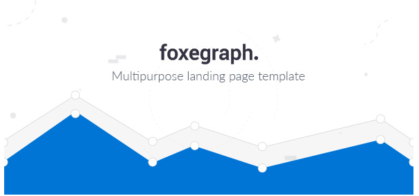 Foxegraph - Multipurpose Landing Page Template