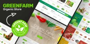 Greenfarm v1.0.4 - Organic Theme for WooCommerce