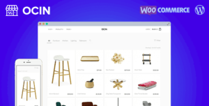 Ocin v1.4.12 - Responsive WordPress WooCommerce Theme