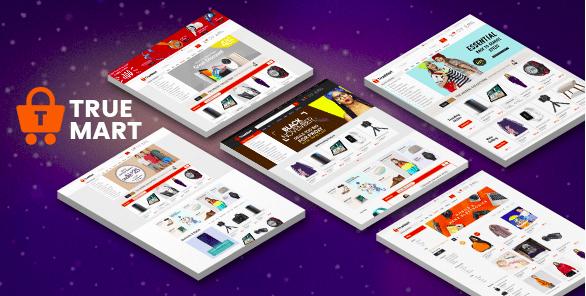TrueMart v1.1 - Mega Shop Responsive Prestashop Theme